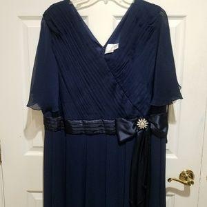 Stunning  full length Evening Dress